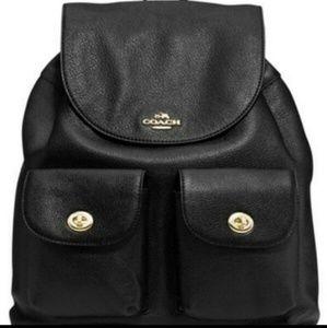 Nwt Coach Billie backpack